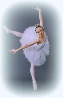 Ballet dancer: Swan Lake
